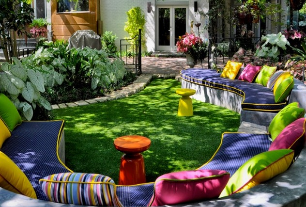 Interesting Ideas to Make Your Backyard Landscape Attractive and Beautiful