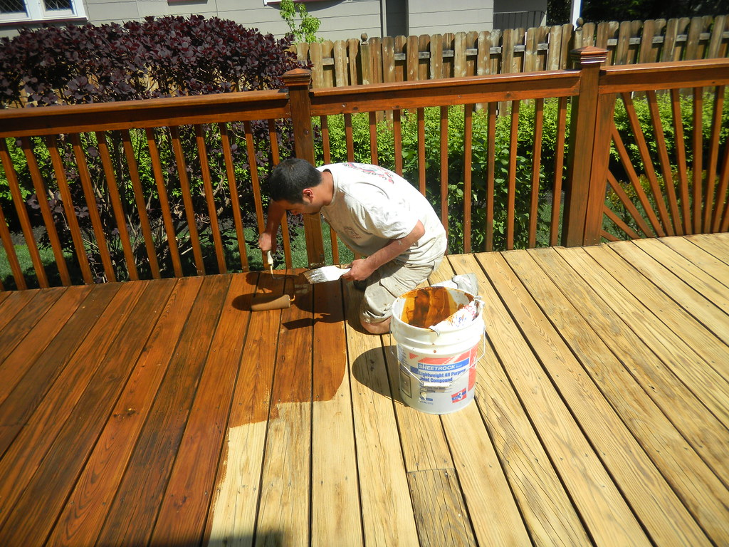 The Main Benefits of Timber Decking For Your Property